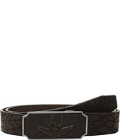 Armani Jeans - AJ Rectangular Buckle Belt