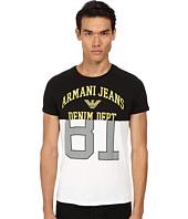 Armani Jeans - Cotton Modal AJ-81 Eagle Tee