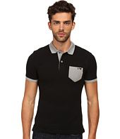 Armani Jeans - Cotton Polo W/ Contrast Chest Pocket
