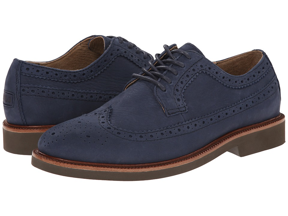 Polo Ralph Lauren - Torrington (Navy Tumbled Nubuck) Men