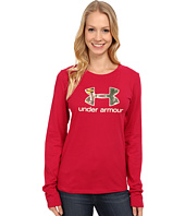 Under Armour - Camo Logo Long Sleeve Tee