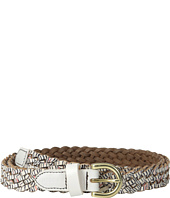 Fossil - Printed Braid Belt