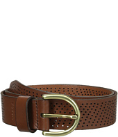 Fossil - Perforated Belt