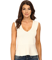 BCBGMAXAZRIA - Alonya Peplum Top