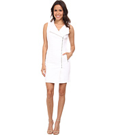 Calvin Klein Jeans - Sleeveless Zip Dress