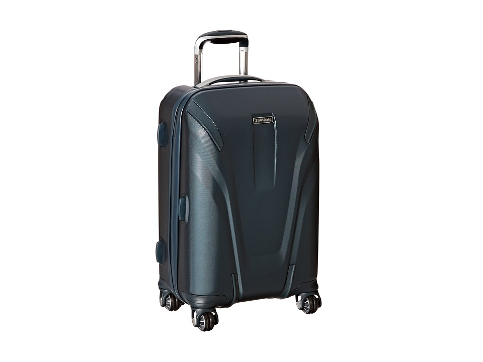 Samsonite Silhouette Sphere 2 22 Spinner Hardside Cypress Green Pullman Luggage