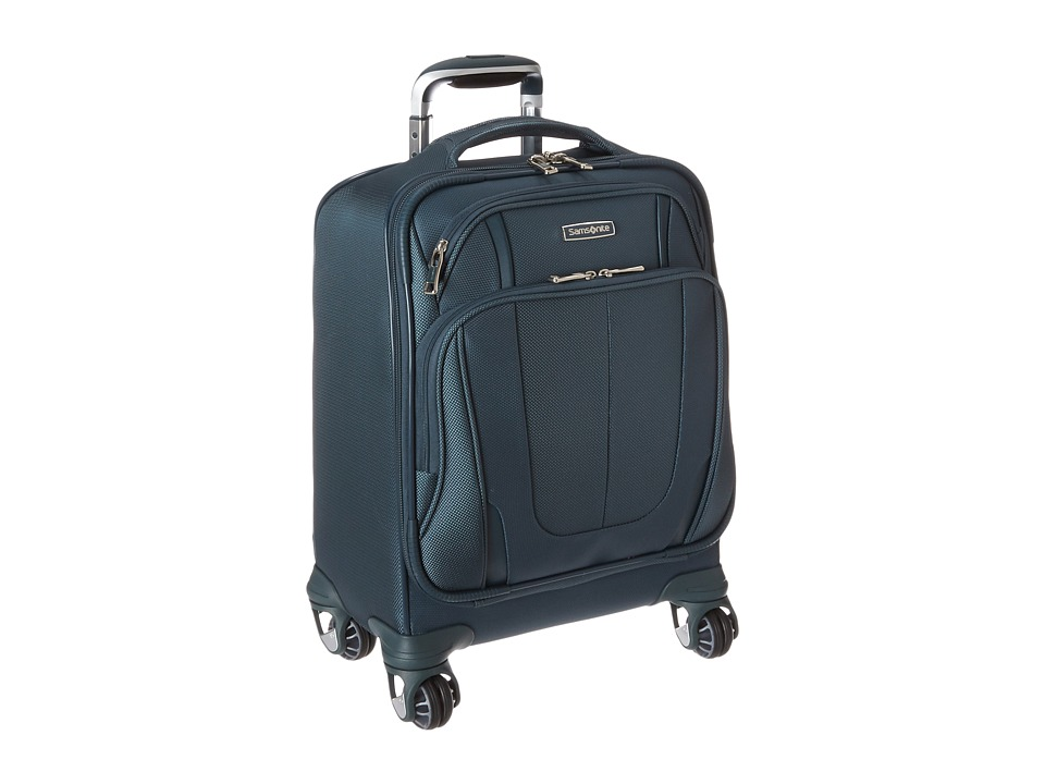 Samsonite - Silhouette Sphere 2 Spinner Boarding Bag (Cypress Green) Carry on Luggage