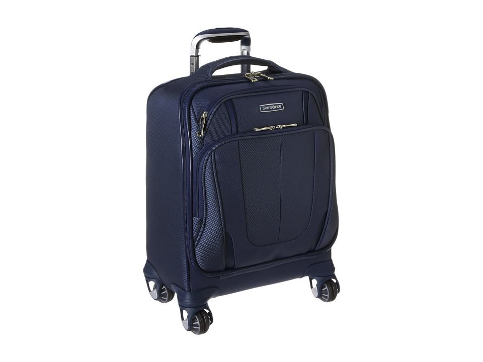 Samsonite - Silhouette Sphere 2 Spinner Boarding Bag (Twilight Blue) Carry on Luggage