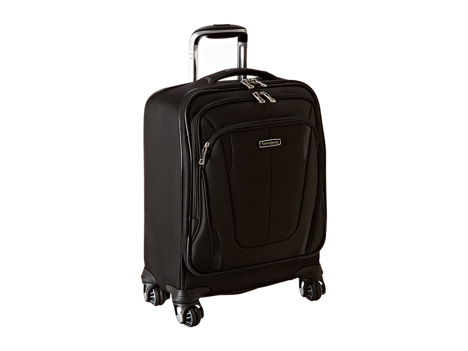 Samsonite - Silhouette Sphere 2 19 Spinner (Black) Carry on Luggage