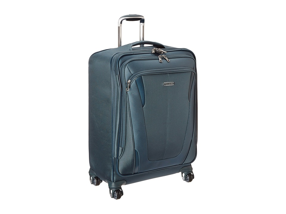 Samsonite Silhouette Sphere 2 25 Spinner Cypress Green Luggage