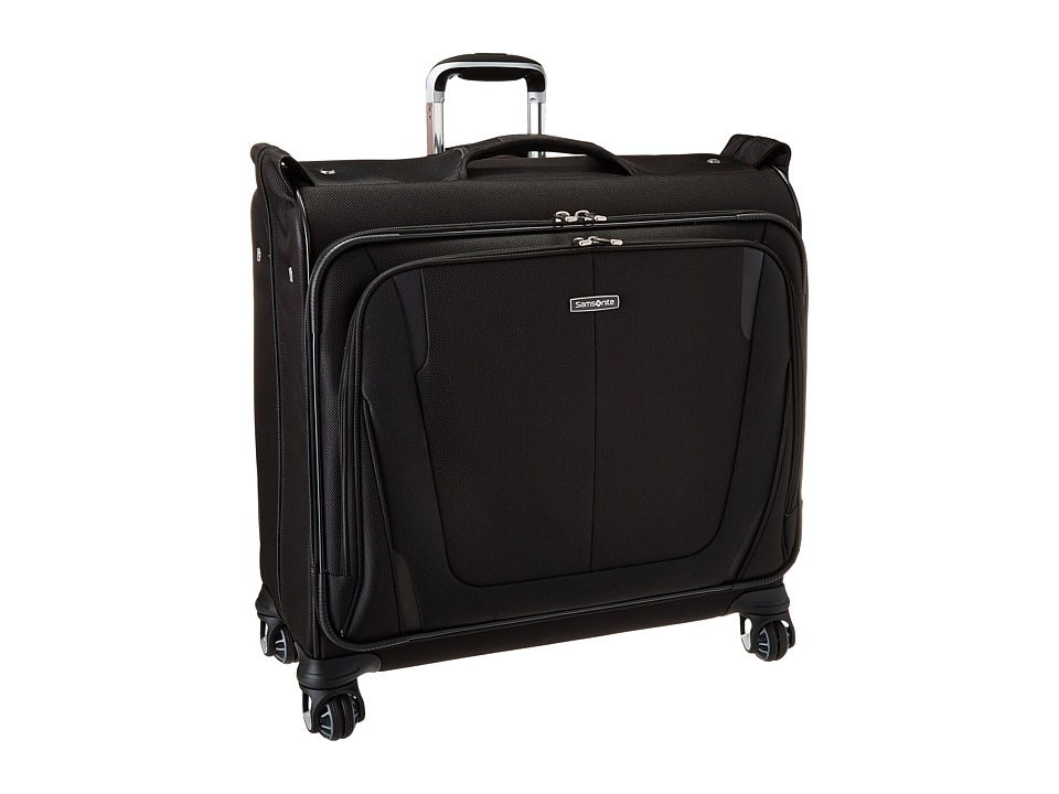 Samsonite Silhouette Sphere 2 Deluxe Voyager Garment Bag Black Luggage