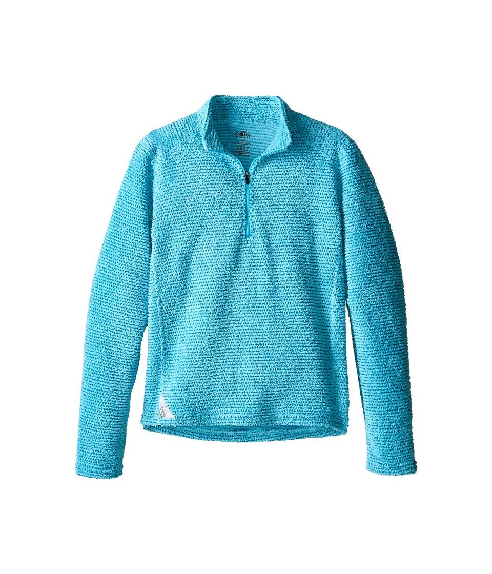 Hot Chillys Kids Pico Zip T Little Kid/Big Kid Surf Kids Sweatshirt
