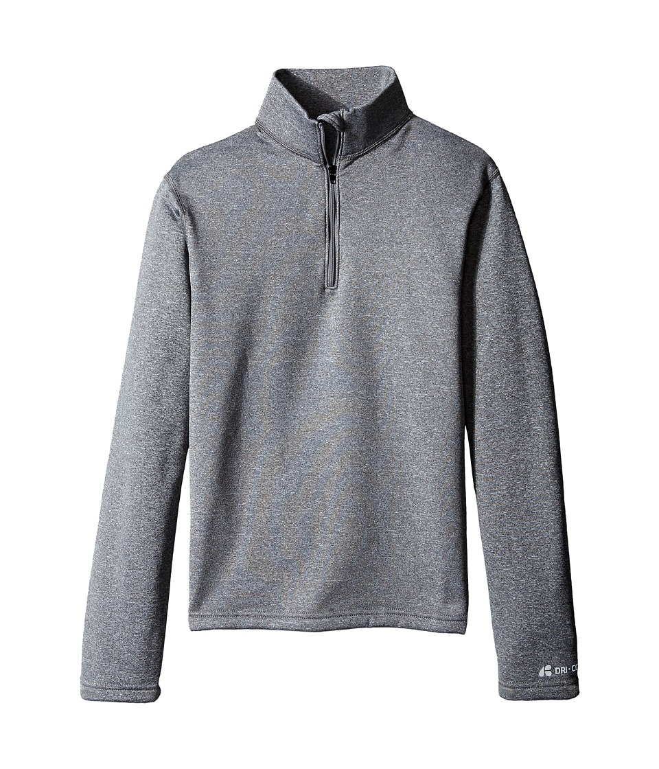 Obermeyer Kids Solar 150 DC Top Little Kids/Big Kids Heather Grey Boys Sweatshirt