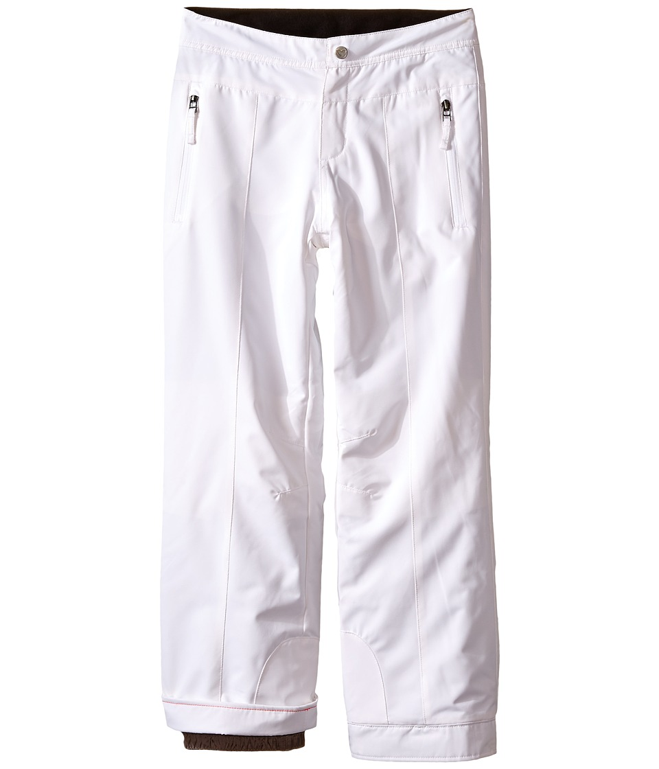 Obermeyer Kids Elsie Pants Little Kids/Big Kids White Girls Casual Pants