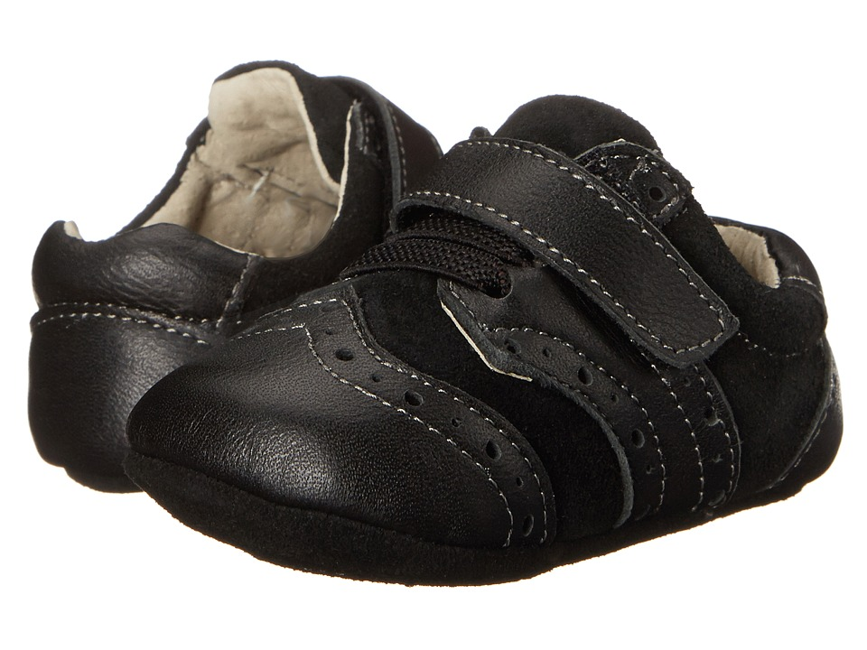 See Kai Run Kids Abe Infant Black Boys Shoes