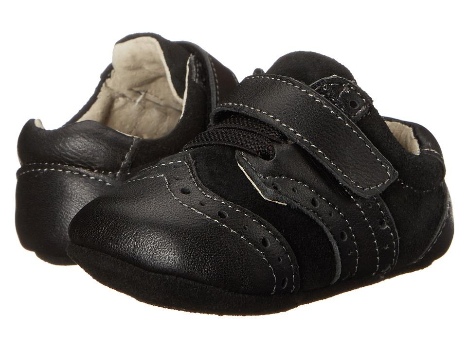 See Kai Run Kids Abe Infant Black Boys Shoes