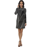 KAMALIKULTURE by Norma Kamali - Long Sleeve Easy Dress