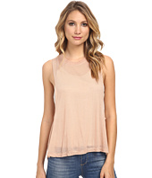 Free People - Tencel Jersey Twist Back Tank Top