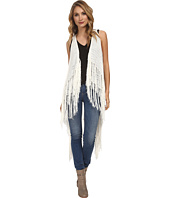 Free People - Smokey Fringe Vest