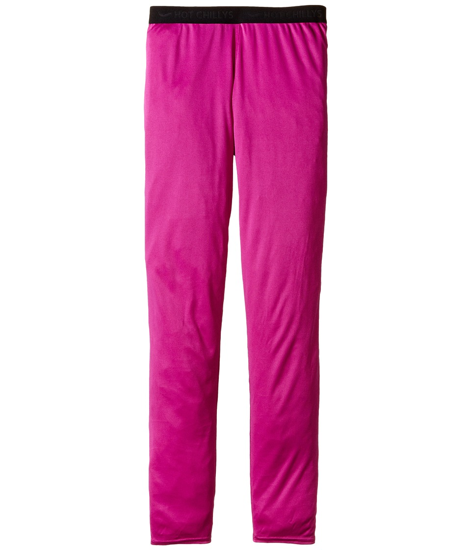 Hot Chillys Kids Peach Bottom Little Kids/Big Kids Candyland Plum Girls Casual Pants
