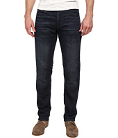 DKNY Jeans - Bleecker Knit Jeans in Kinetic Dark Indigo Wash