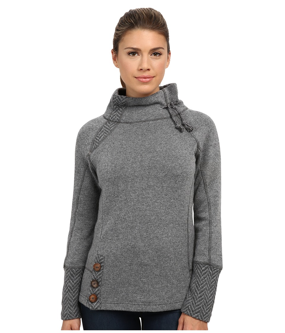 Prana - Lucia Sweater (Black) Womens Sweater