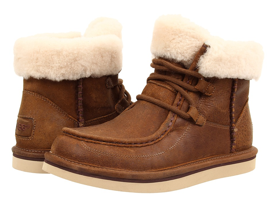 UGG Cypress (Chestnut Leather) Women