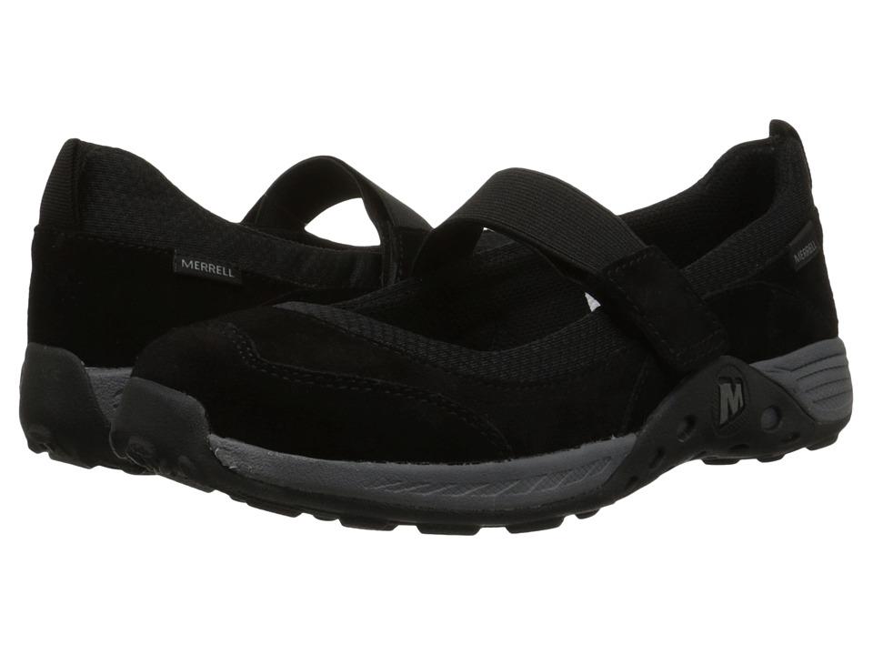 Merrell Kids Jungle Moc Sport MJ Little Kid Black Girls Shoes