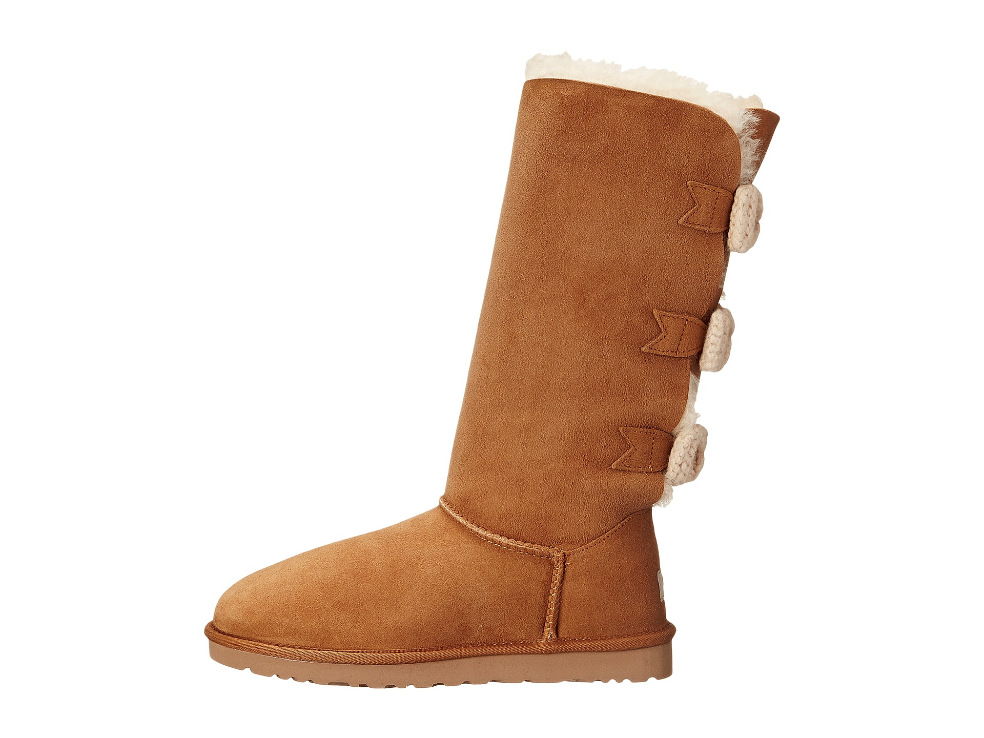ugg boots tall bows