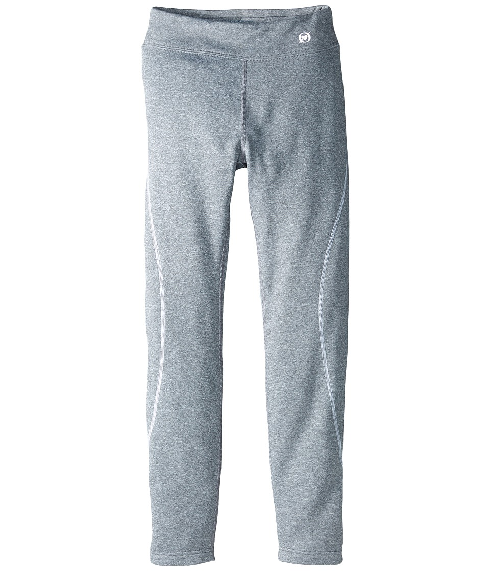 Obermeyer Kids Stellar 150 DC Tight Little Kids/Big Kids Heather Grey Girls Casual Pants