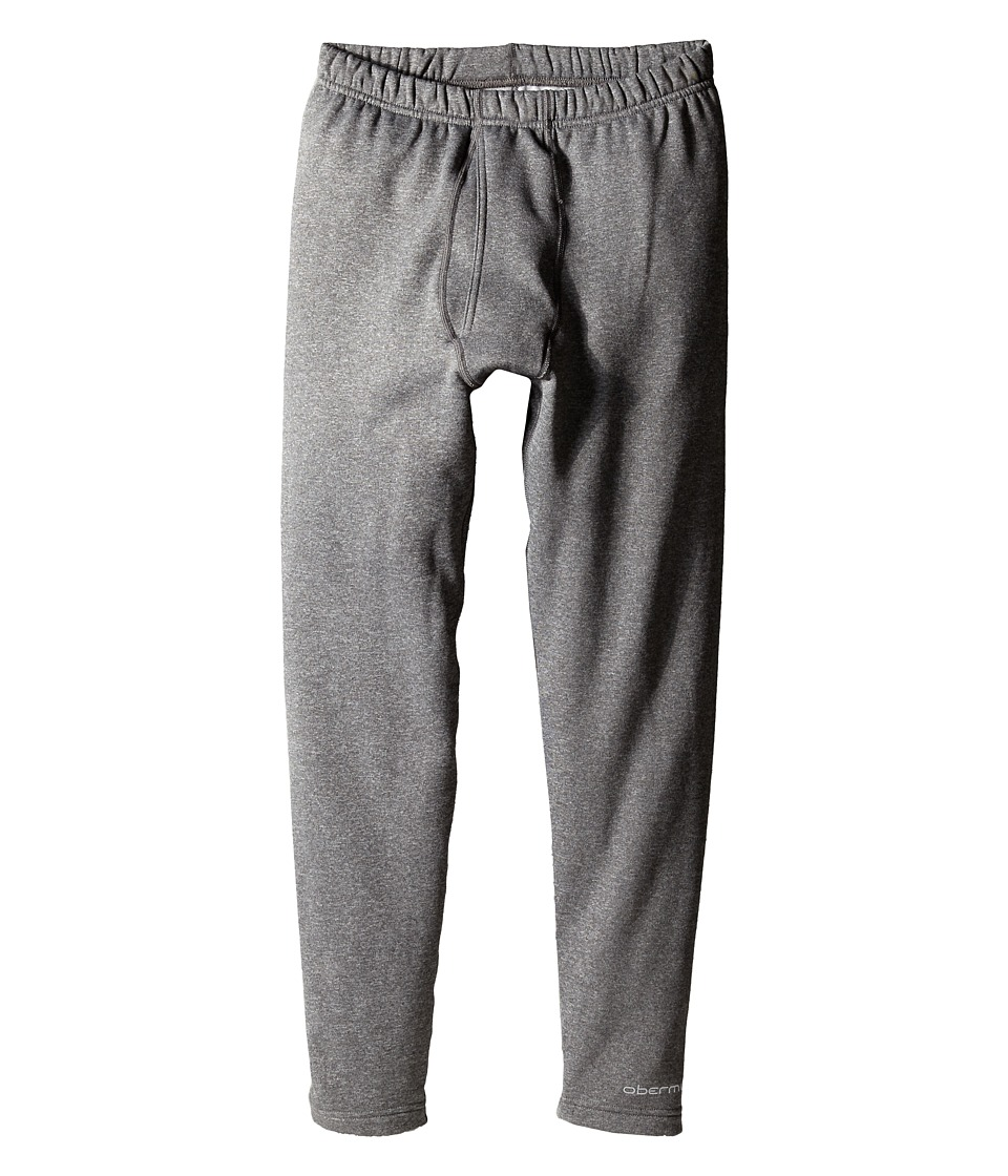 Obermeyer Kids Sonic 150 DC Tight Little Kids/Big Kids Heather Grey Boys Fleece
