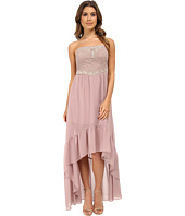 Gabriella Rocha - Krystal Strapless Hi Low Maxi Dress