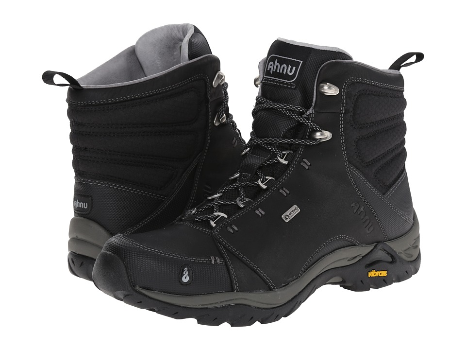 Ahnu Montara Boot (New Black) Women's Hiking Boots