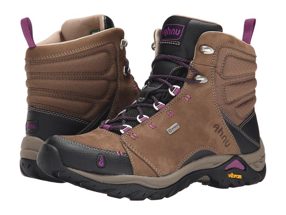Ahnu Montara Boot New Chocolate Chip Womens Hiking Boots