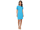 rsvp Annabella Dress with Side Zip (Blue)
