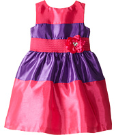Us Angels - Sleeveless Elastic Waist Color Block (Toddler)