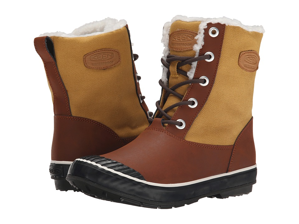Keen - Elsa Boot WP (Bronze Mist) Women