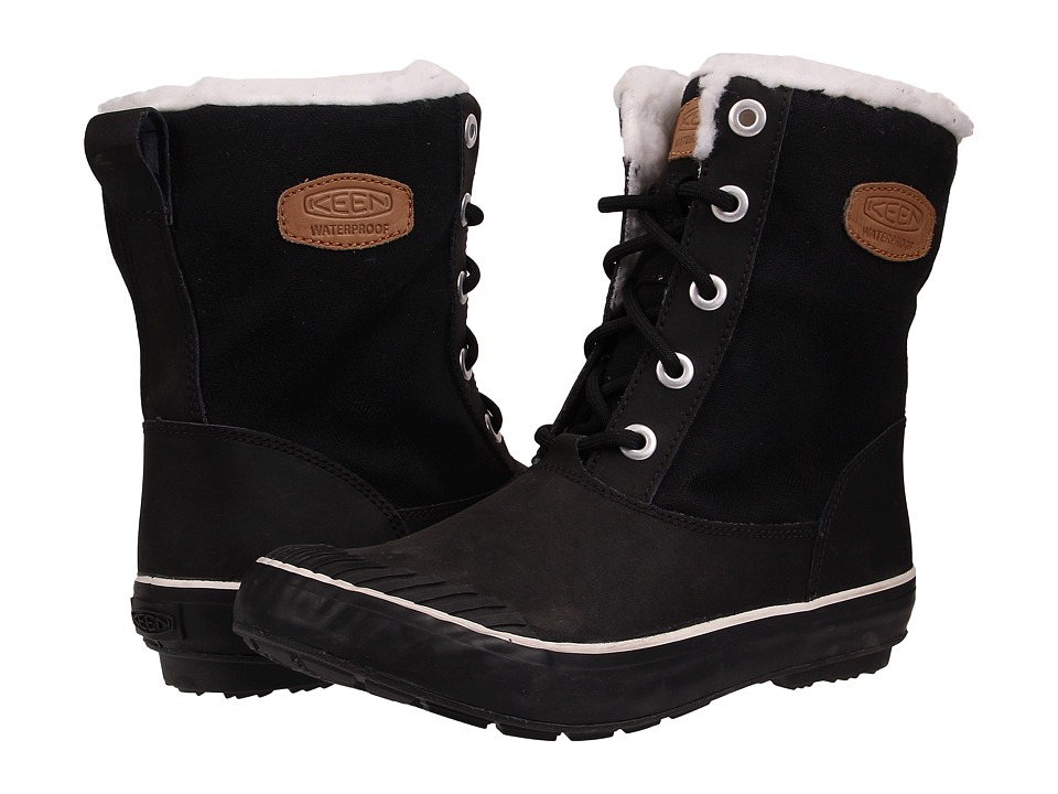 Keen - Elsa Boot WP (Black) Women