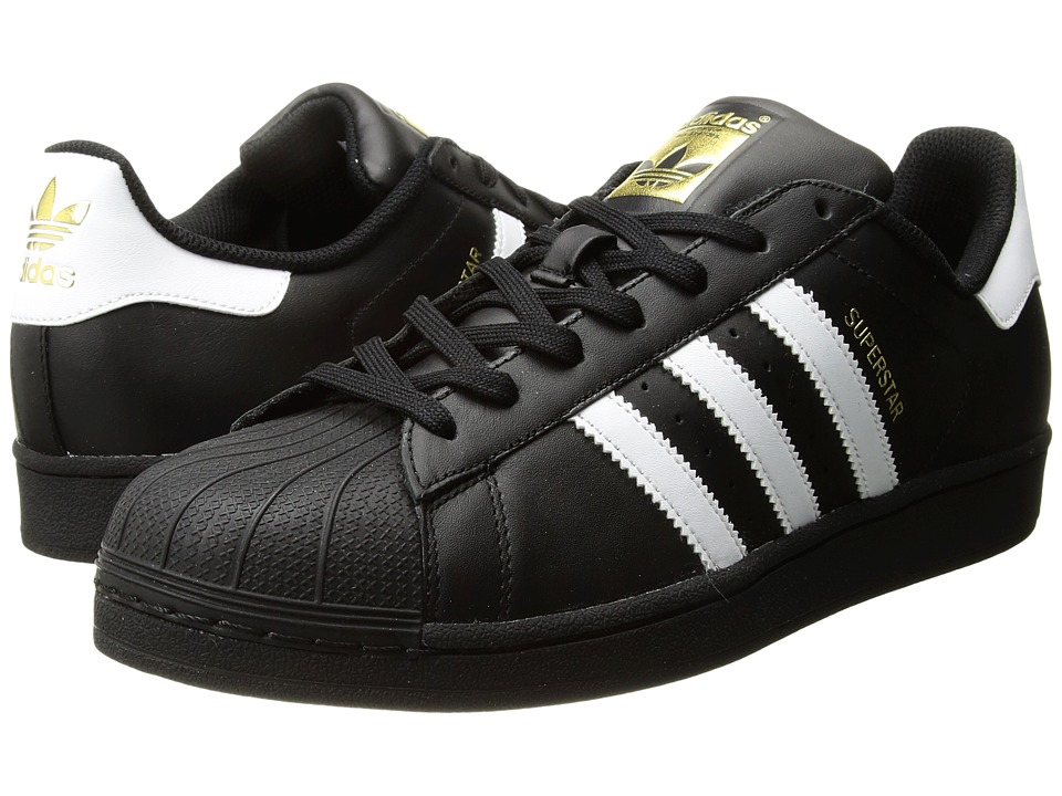 adidas originals black white