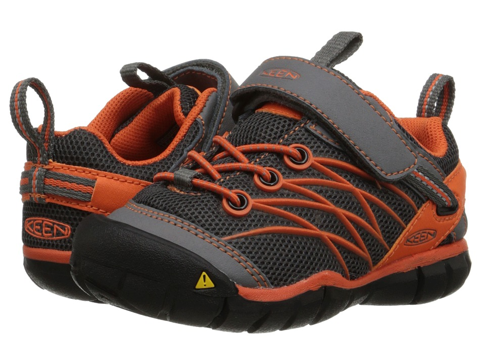 Keen Kids Chandler CNX Toddler/Little Kid Gargoyle/Koi Boys Shoes