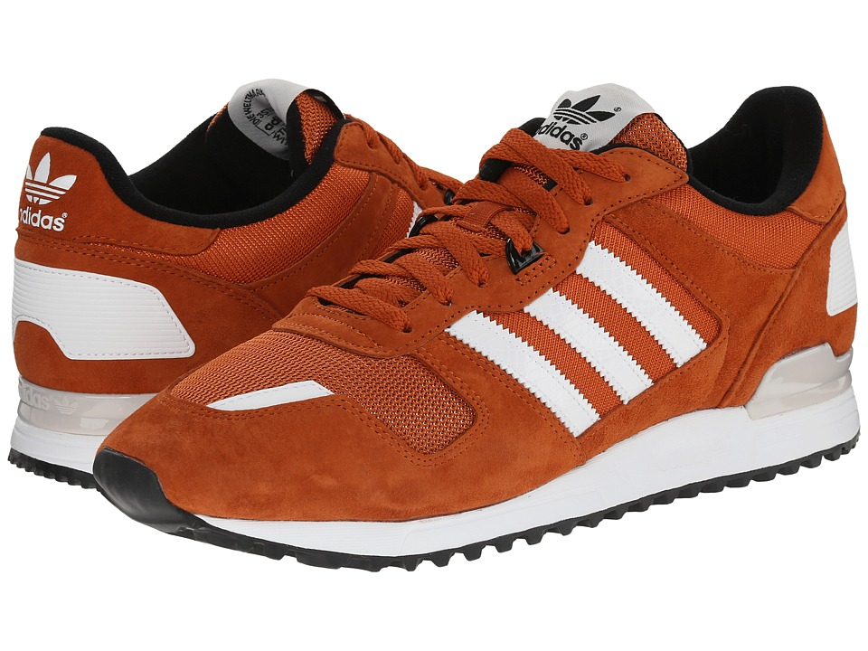 adidas Originals ZX 700 Fox Red/White/Fox Red Mens Classic Shoes