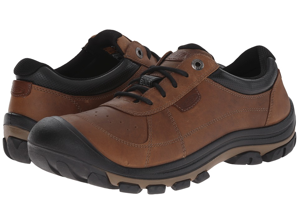 Keen - Piedmont Lace (Cascade Brown) Men's Lace up casual Shoes