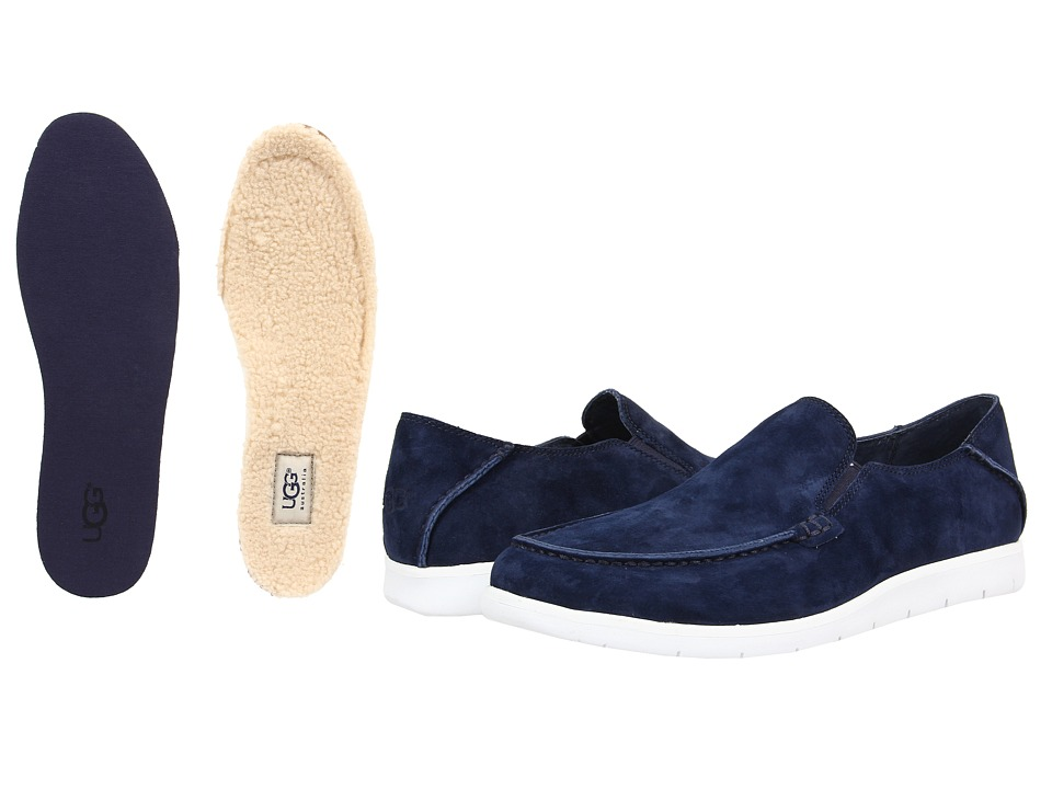 UGG - Colston (New Navy Suede) Men