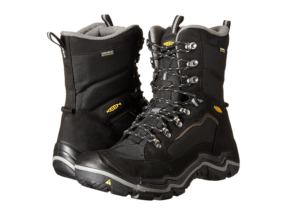 Keen - Durand Polar (Black/Gorgoyle) Men