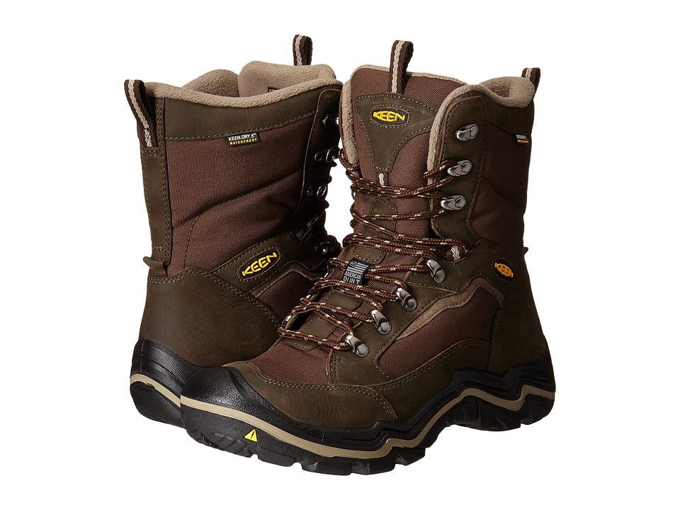 Keen - Durand Polar (Cascade Brown/Gargoyle) Men