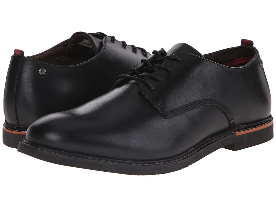 Timberland - Brook Park Oxford (Black Smooth) Men