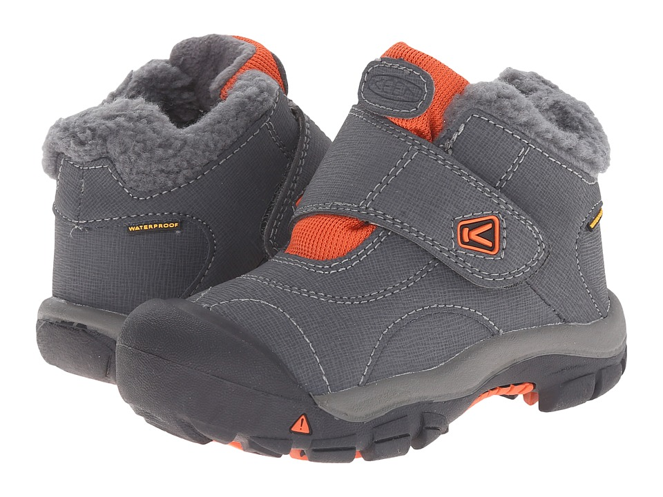 Keen Kids Kootenay WP (Toddler/Little Kid) (Magnet/Koi) Boys Shoes