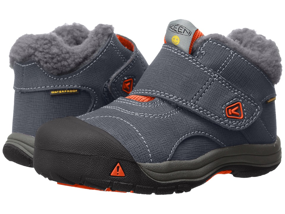 Keen Kids Kootenay WP (Toddler) (Magnet/Koi) Boys Shoes