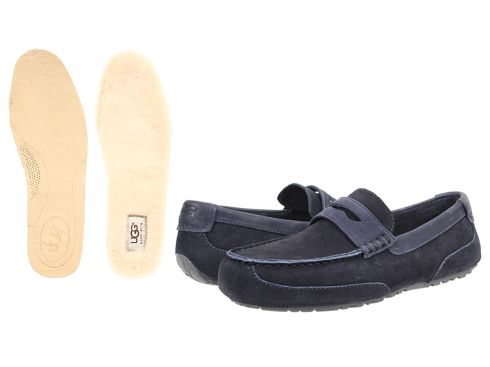 UGG - Tucker (New Navy Leather) Men