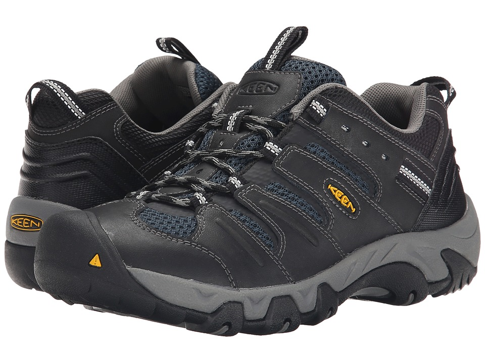 Keen - Koven (Black/Midnight Navy) Men